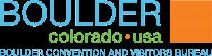 Boulder CVB logo