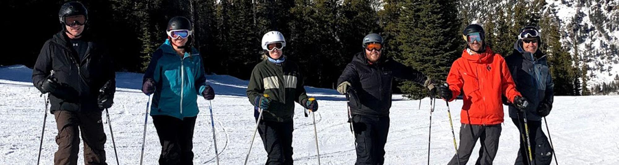 RRC Associates Team Skiing