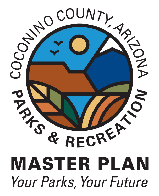 Coconino County Parks & Rec logo