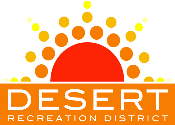 Desert Recreation District logo