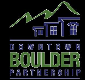 Downtown Boulder Partnership logo