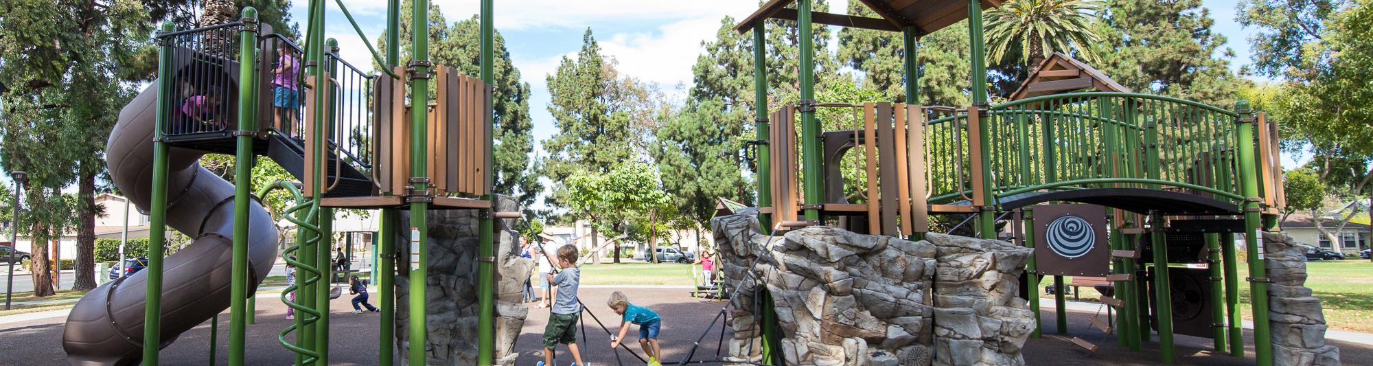 Resevoir Park Playground