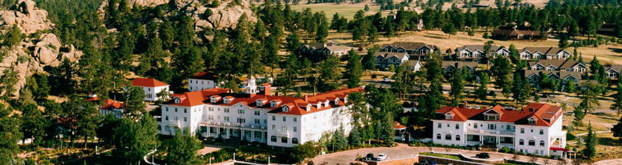 Stanley Hotel in Estes Park, Colorado