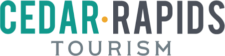 Cedar Rapids Tourism logo