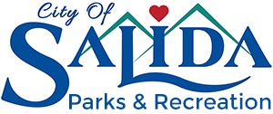 City of Salida Logo Parks and Recreation
