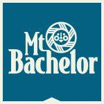 Mt. Bachelor Ski Resort Logo