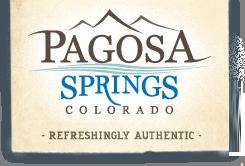 Pagosa Springs logo