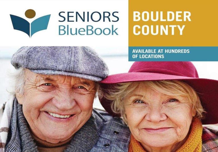 Boulder County Senior Citizens Blue Book